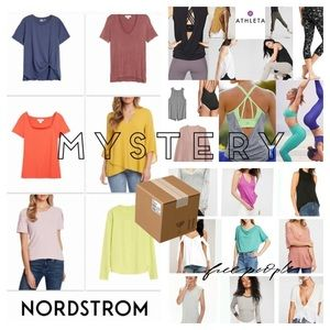 NWT/NWOT MYSTERY BUNDLE 10pc FREE PEOPLE NORDSTROM